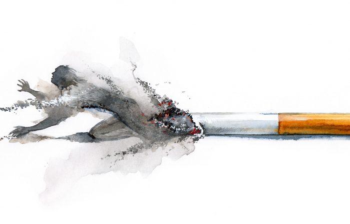 smoking dependence (series C)